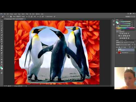 Вырезать фон в Фотошоп — как изменить задний фон фотографии картинки в Фотошопе