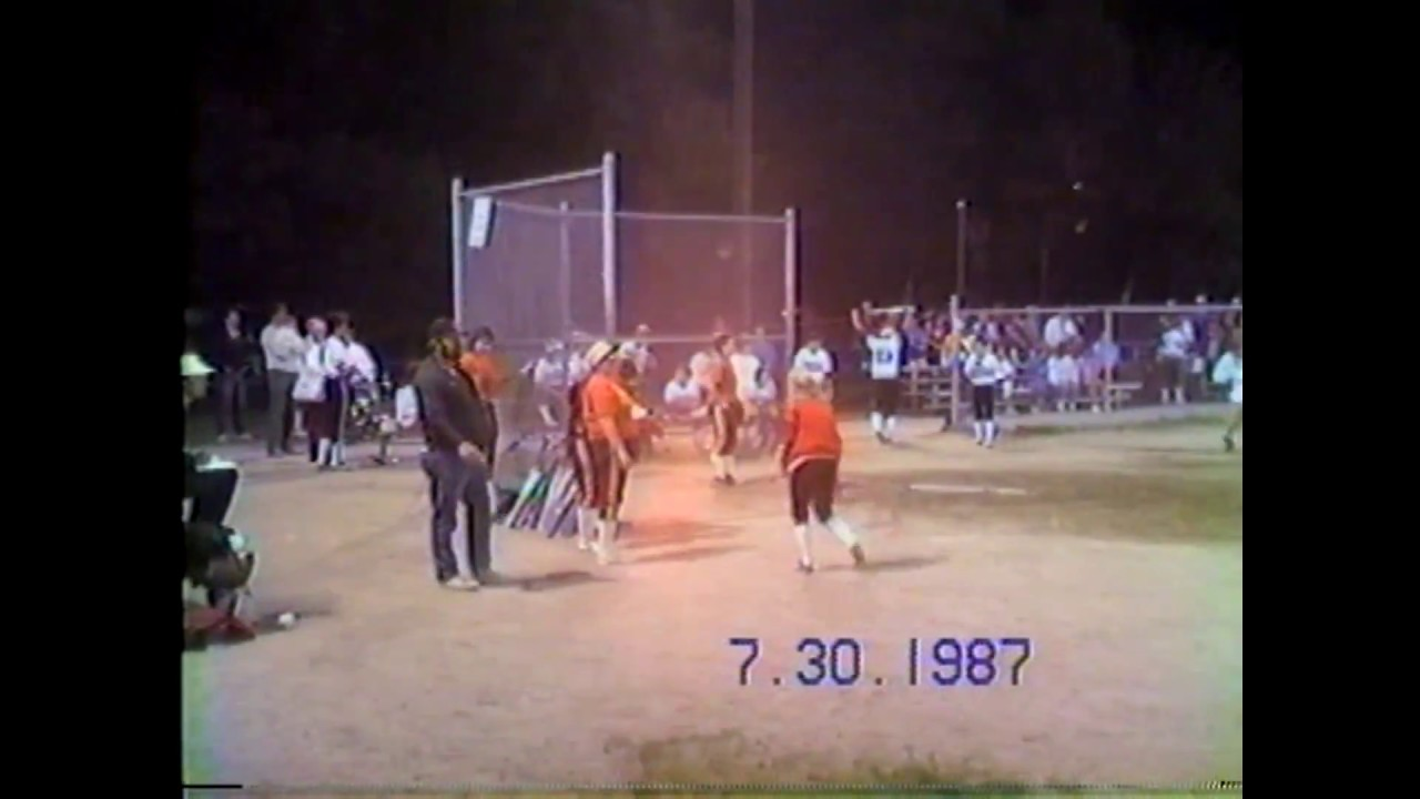 City Korina - Ormsby's Softball  7-30-87