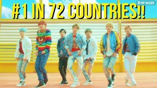 Video BTS Comeback MV 'DNA' Breaks Youtube Views Record And #1 ITunes Chart in 72 Countries download MP3, 3GP, MP4, WEBM, AVI, FLV Maret 2018