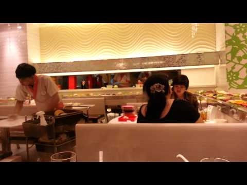 Japanese Buffet at Sukishi