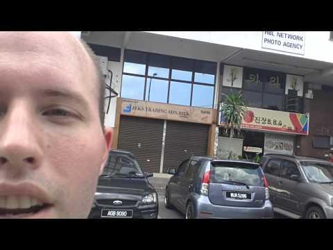 Little Korea in KL, Malaysia(1)