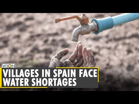Residents forced to buy bottled water after Spain face water shortage | Latest English News | WION