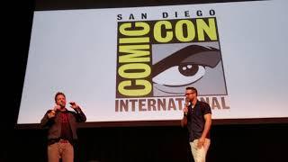 Ryan Reynolds And Director David Leitch - Deadpool 2  - San Diego Comic Con 2018 - Bleeding Cool