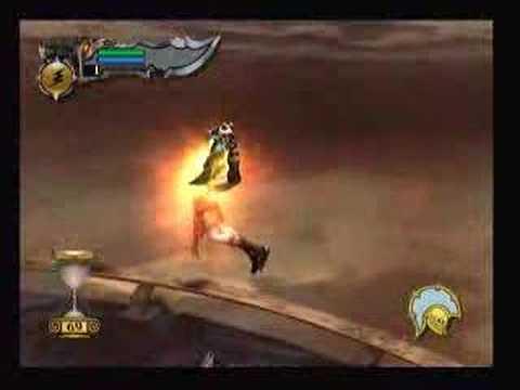 God of War Challenge of the Gods 7
