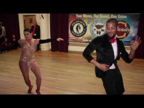 Ekaterina Virshki performing at Salsa Union NDD from YouTube · Duration:  1 minutes 51 seconds