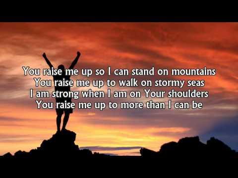 You Raise Me Up  Selah Best Inspiring Christian Song