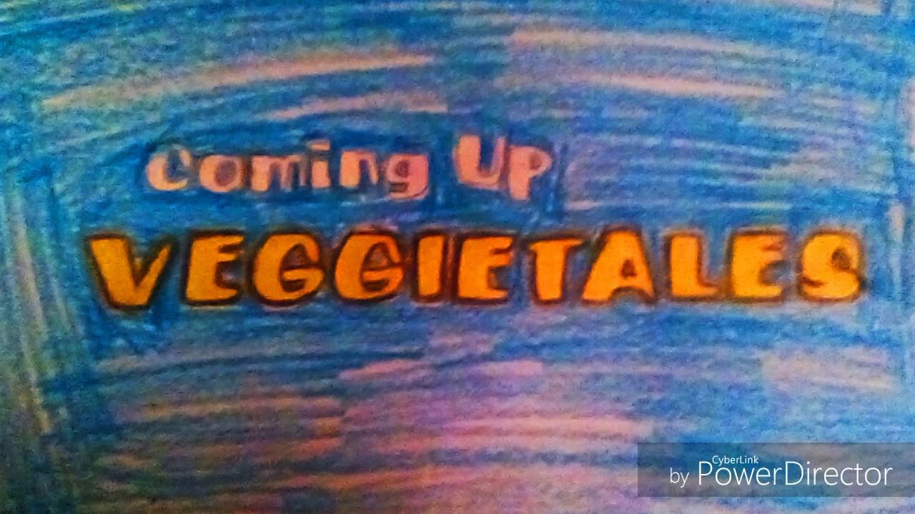 "(FAN-MADE) Boomerang: VeggieTales ""Coming Up Next"" Bumper"