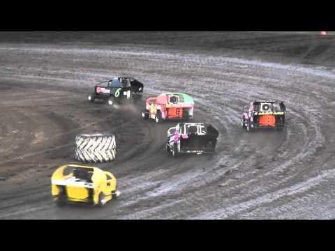 Micro Mod feature Benton County Speedway 4/24/16