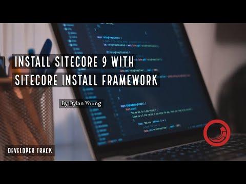Installing Sitecore 9 with Sitecore Installation Framework - Windows 10