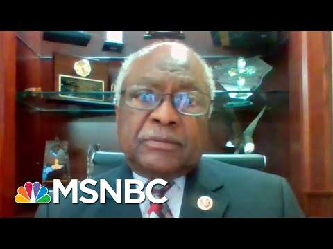 Rep Jim Clyburn: $3 Trillion Dollar Bill 'Too Big' For Every Proposal   MTP Daily   MSNBC