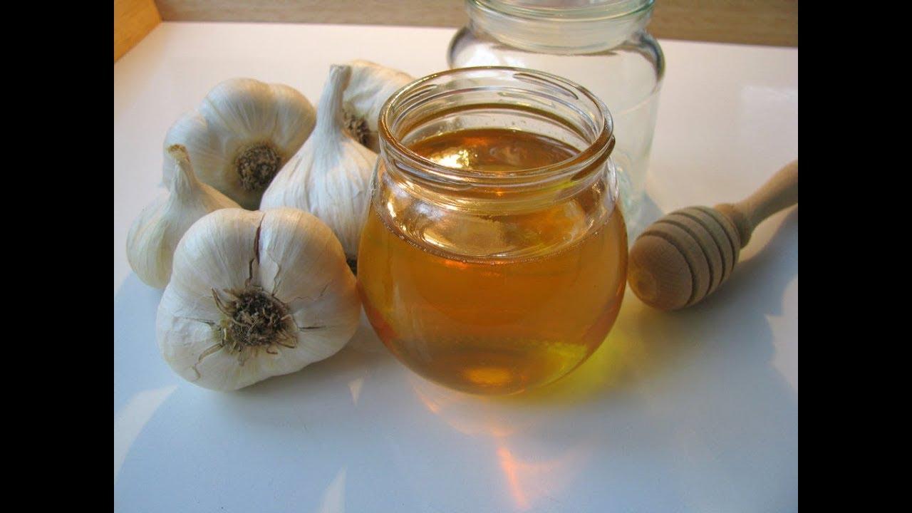 مزيج الثوم والعسل لخسارة الوزن!