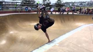 Josh Rodriguez Bar Beach Bowl Australia