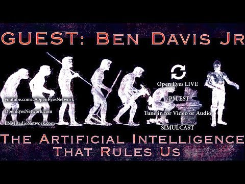 The Artificial Intelligence That Rules Us - GUEST : Ben Davi