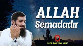 Allah'a mekan isnad edilir mi? ᴴᴰ - Allah'ın arşa istiva etmesi - Allah (a.c) Nerededir?