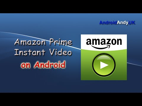 watch amazon instant video on android phone weeks went and