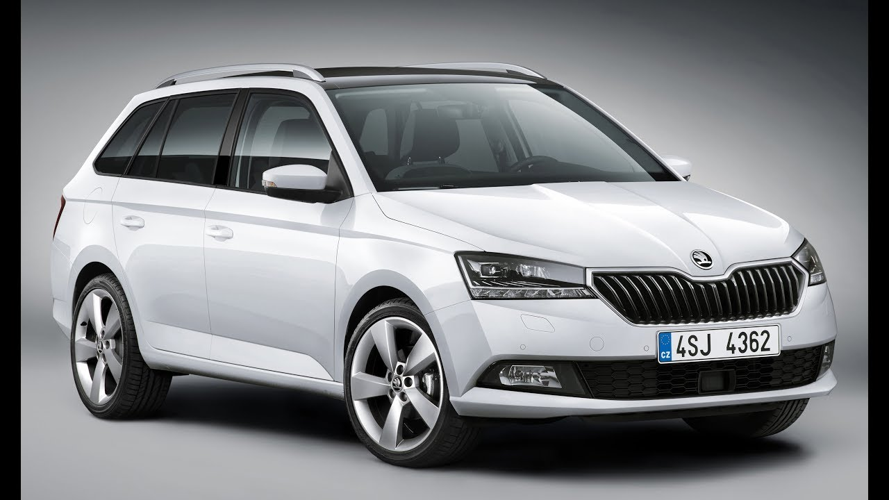 2019 skoda fabia combi facelift exterior interior youtube. Black Bedroom Furniture Sets. Home Design Ideas
