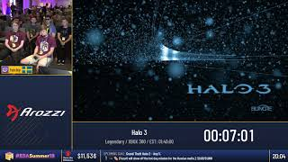 #ESASummer18 Speedruns - Halo 3 [Legendary] by Sorix
