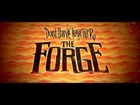 Don't Starve Together - Forge Menu Music