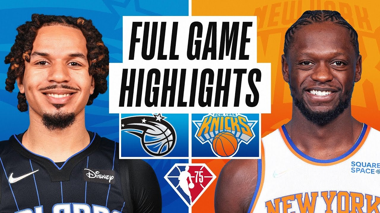 Magic 110, Knicks 104: 'Can't take any team lightly'