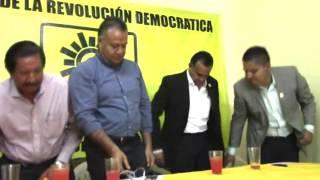 VISITA CARLOS SOTELO GARCÍA EL MUNICIPIO DE VILLAGRÁN