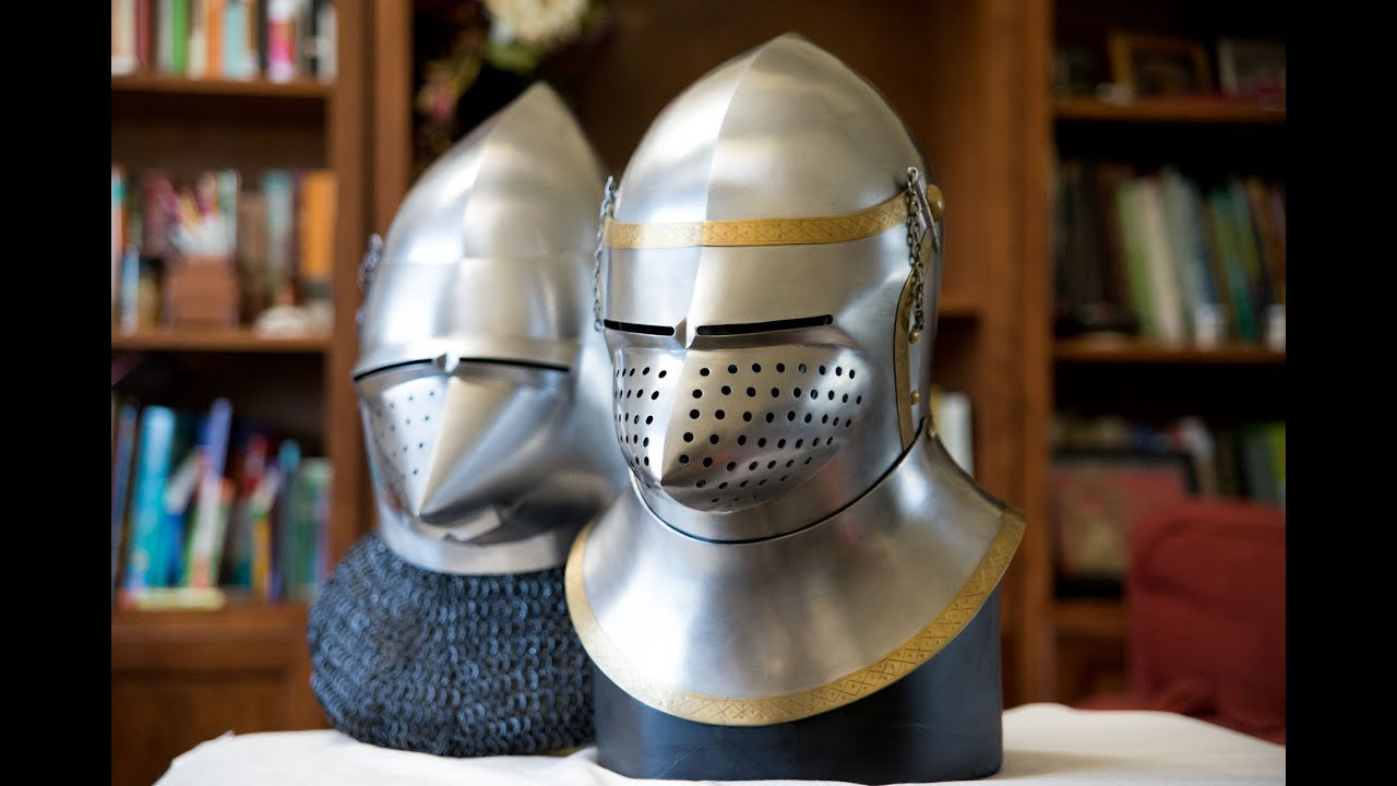 Helmets The Great Bascinet Youtube