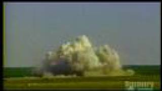 MOAB - Future Weapons(A clip from The Discovery Channel's Future Weapons where they test the effects of the M.O.A.B. on a test dummy and then discuss the results of the first test blast ..., 2008-06-07T21:51:47.000Z)