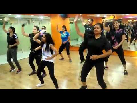 Zumba with Fusion Step in association with Golds Gym Salt Lake