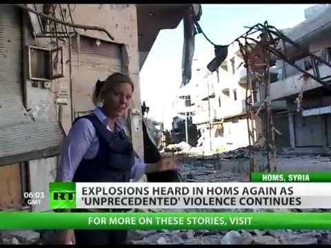Homs of Death: 'Unprecedented' violence escalation alarms UN