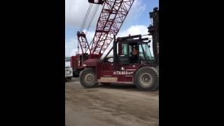 Lifting heavy equipment