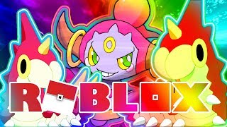 Roblox Pokemon Fighters EX - HANGIN' WITH HOOPA - Episode 4