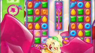 Candy crush Jelly Saga Level 625 (NO BOOSTER)