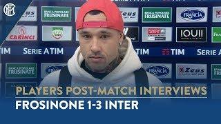 FROSINONE 1-3 INTER | RADJA NAINGGOLAN INTERVIEW: