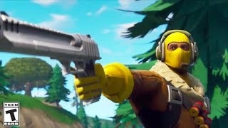 Fortnite Battle Royal new guns and skins (1300 kills)