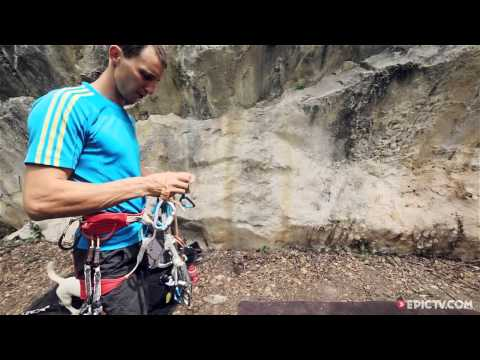 Klemen Bečan Runs Out Of Hard Routes In Slovenia, Bolts New Ones In Croatia   The Slovenians, Ep. 1