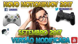 🔵Tutorial - MotioninJoy Modificado 2017 (Cowbas®)