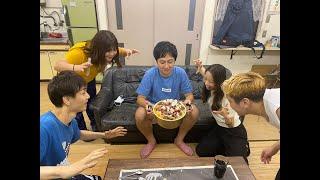 【左京支部】「朝青結成65周年を祝して、6.5kgのパフェ鍋を作ってみた!!」