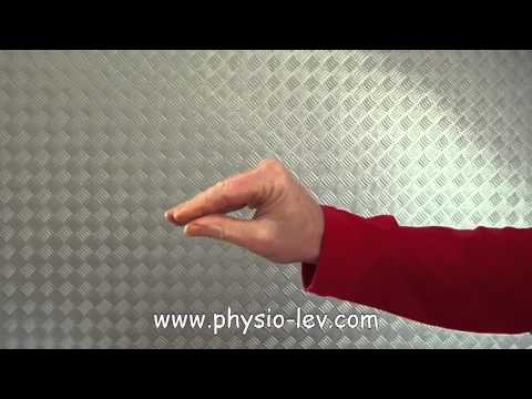 therapeutic exercises finger mobility / Hand therapy exercises / dancing fingers
