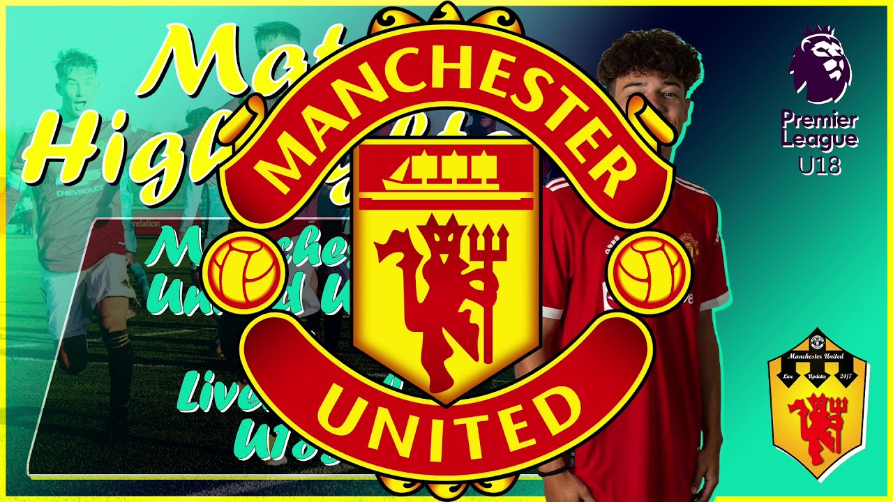 Manchester United U18s Vs Liverpool U18s ~ All THE GOALS & FULL HIGHLIGHTS!   United trashed!