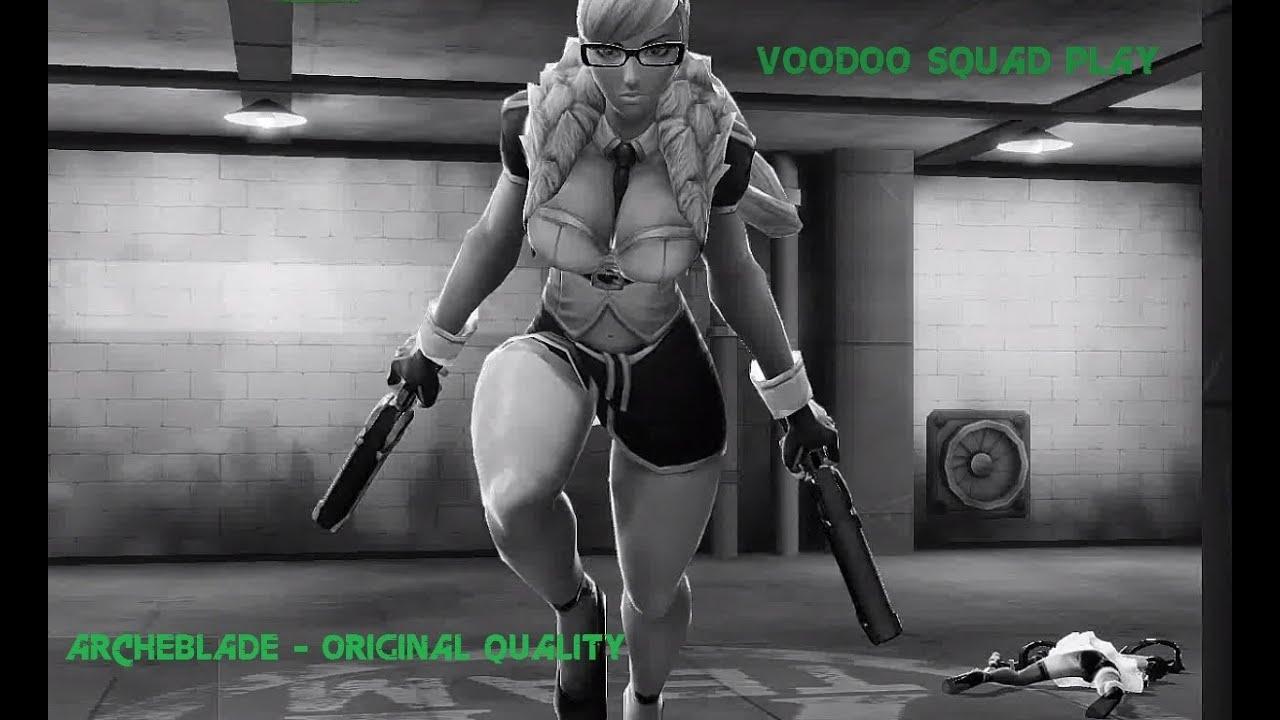voodoo squad zenpen
