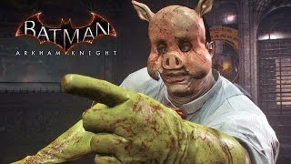 Batman Arkham Knight #30: Professor Pyg e o Fim de Azrael - PS4 Gameplay