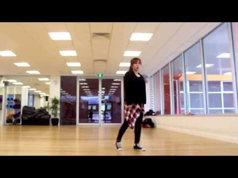 BTS (방탄소년단) Danger Cover (practice) by Natya
