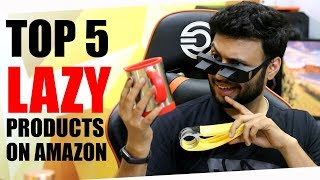 Download lagu 5 LAZY BUT CRAZY PRODUCTS ON AMAZON Under 499Rs MP3