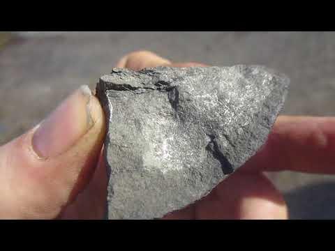 Platinum Palladium Rhodium Ore Body Specimen Explorations Find 101 Igneous Complex