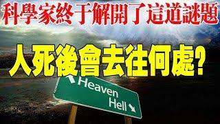 天堂還是地獄?人死後究竟會去往哪裡?這個謎題終於被科學家解開了! thumbnail