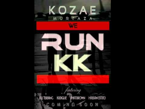 Run KK - Kozae feat Ali Terbang, Kudique, Phatbrown & Hassan ktm (with lyrics)