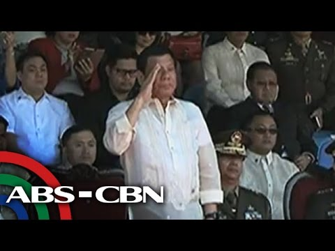 TV Patrol: Kasunduan ni Duterte at China sa Benham Rise, hindi alam ng DND