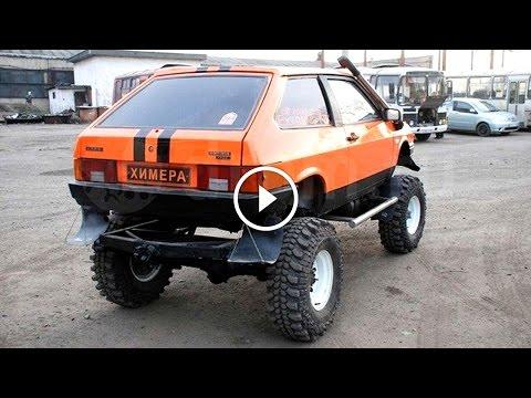 ТОП 10 тюнинг российских авто тюнинг русских машин