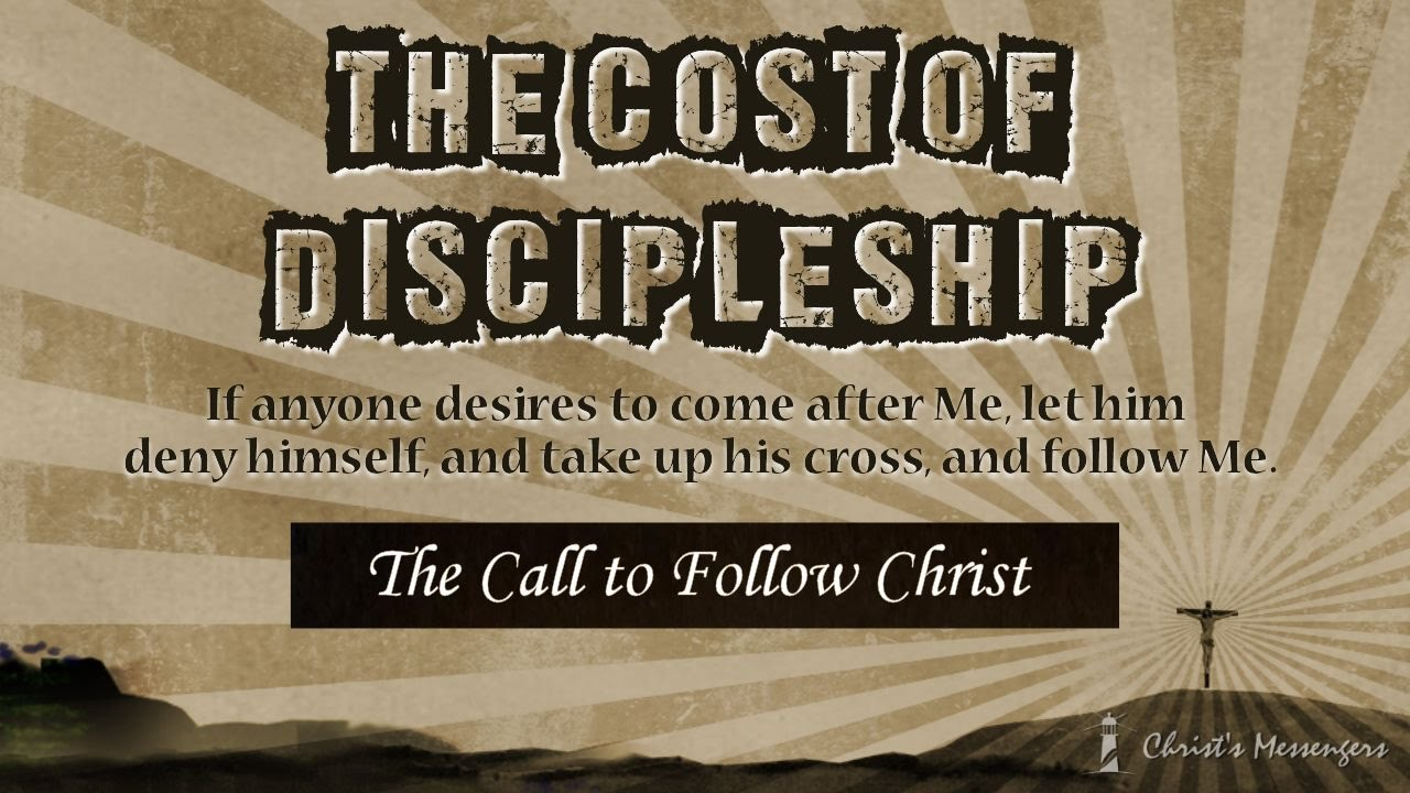 Invitation To Discipleship with best invitation template