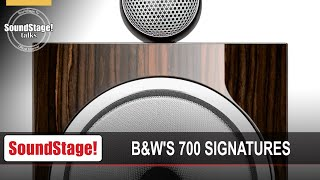 Details on the Bowers & Wilkins 700-Series Signature Speakers - SoundStage! Talks (June 2020)