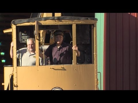 My Ohio: Northern Ohio Railway Museum in Medina County